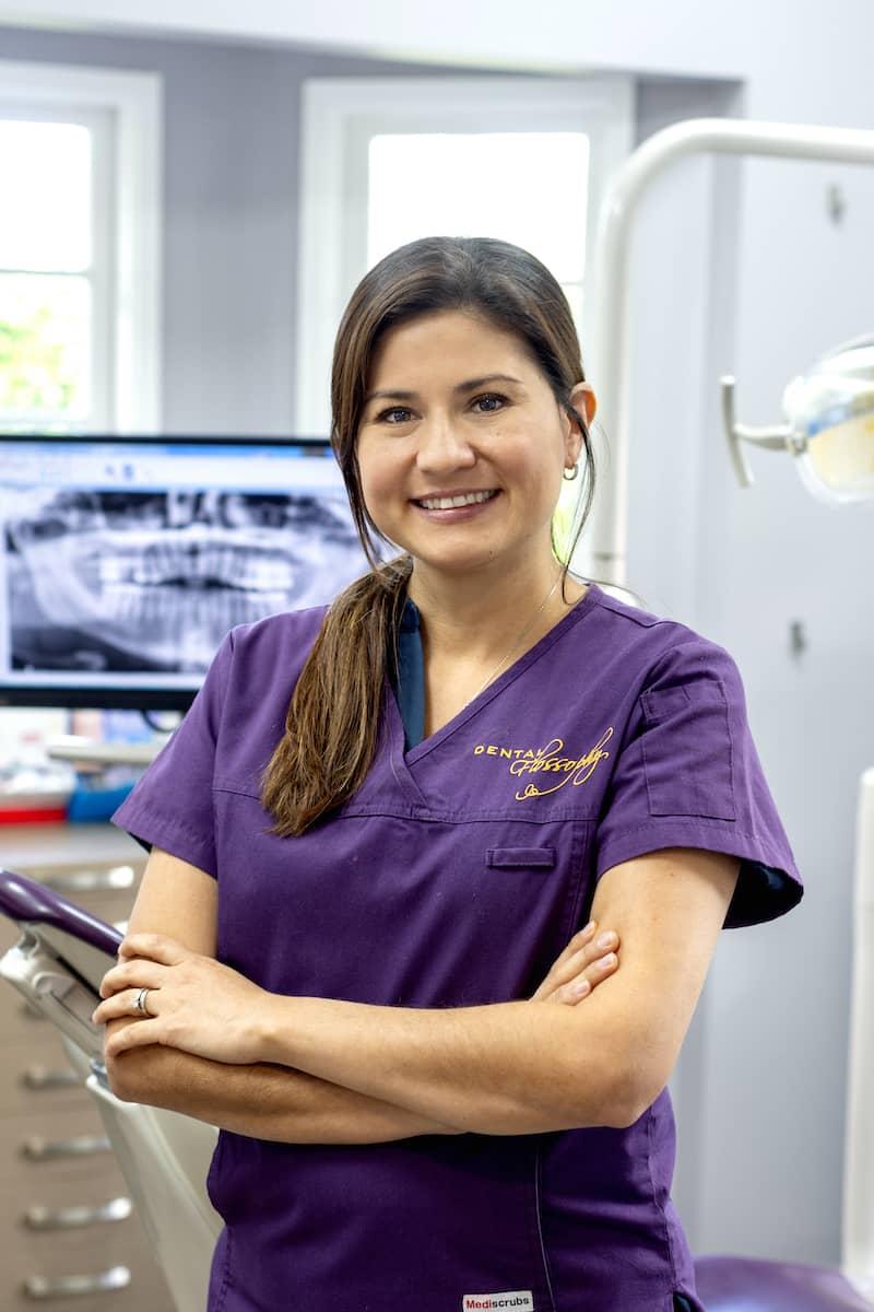Dentist Ingrid